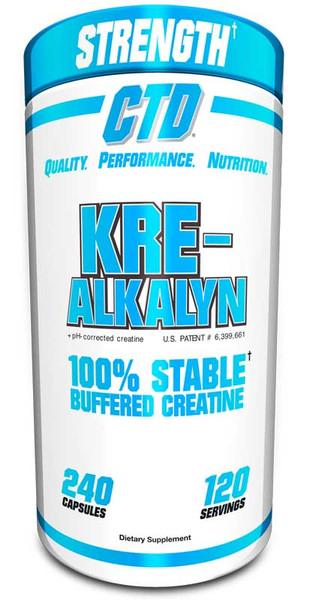 CTD Sports Kre-Alkalyn Bottle