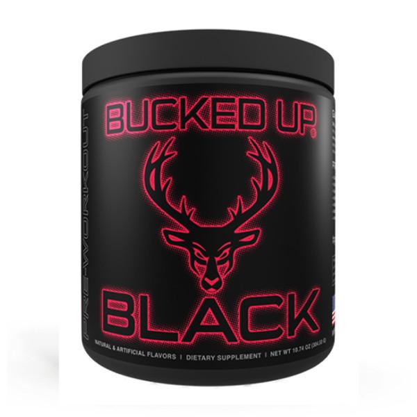 DAS Labs Bucked Up Black Bottle