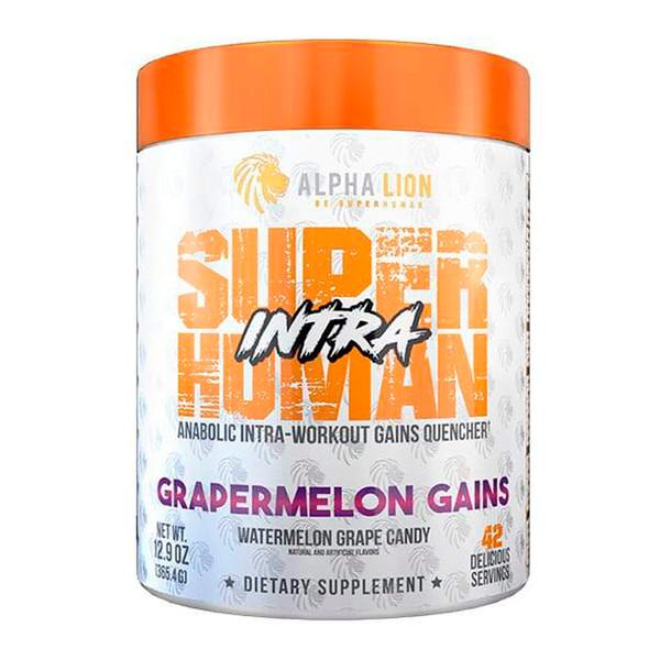 Alpha Lion SuperHuman Intra Bottle
