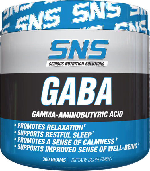 SNS GABA Powder