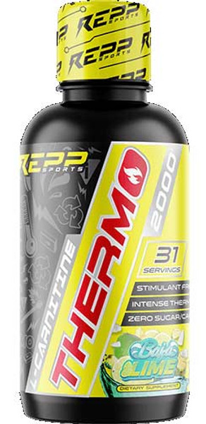 Repp Sports Liquid Carnitine Thermo Bottle