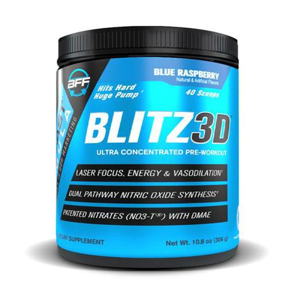 Build Fast Formula Blitz3D Bottle