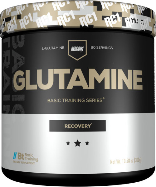 Redcon1 Glutamine Bottle