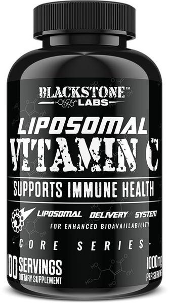 Blackstone Labs Vitamin C Bottle