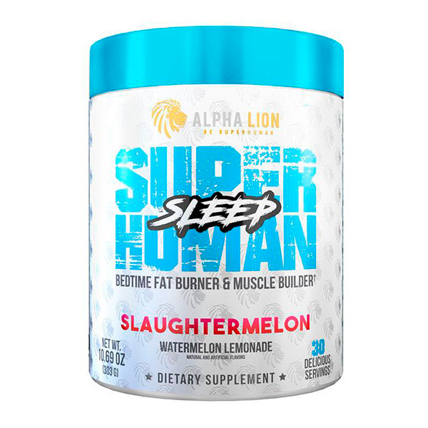 Alpha Lion SuperHuman Sleep Bottle