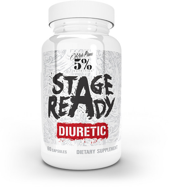 5% Nutrition Stage Ready bottle