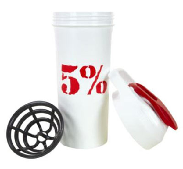 5% Nutrition Limited Edition Shaker cup
