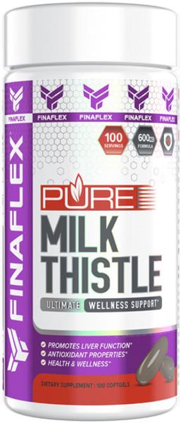 FINAFLEX Pure Milk Thistle Bottle