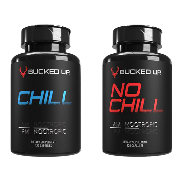 DAS Labs Bucked Up Chill - No Chill Bottle