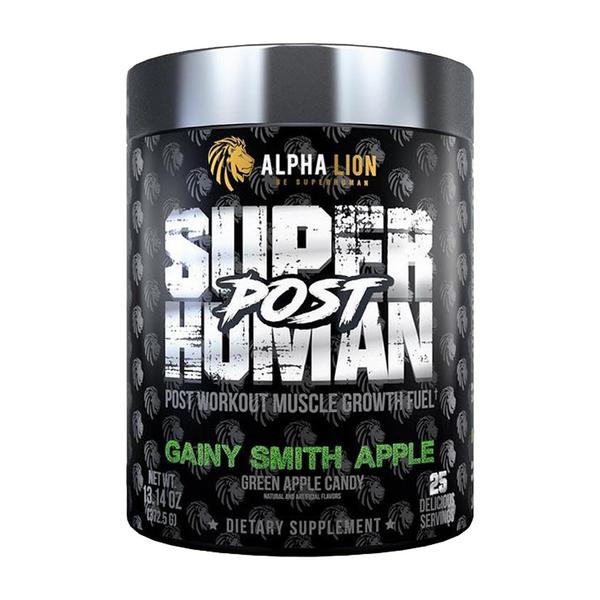 Alpha Lion Superhuman Post Bottle