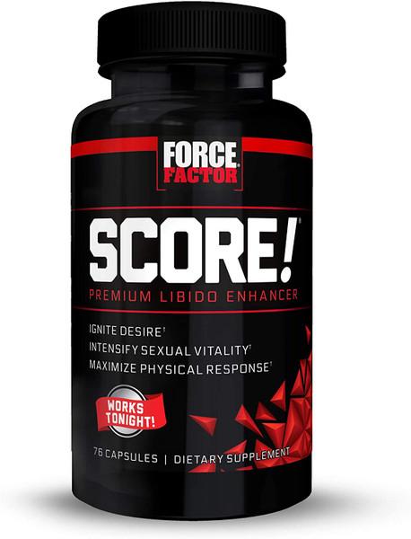 Force Factor Score Bottle