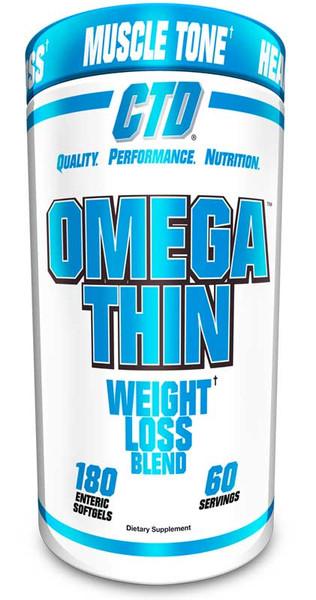 CTD Sports Omegathin Bottle