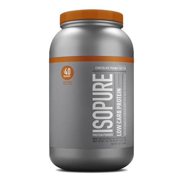 Nature's Best Isopure Zero Carb Bottle