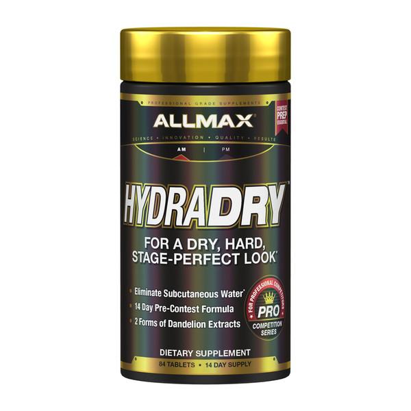 ALLMAX Nutrition Hydradry Bottle