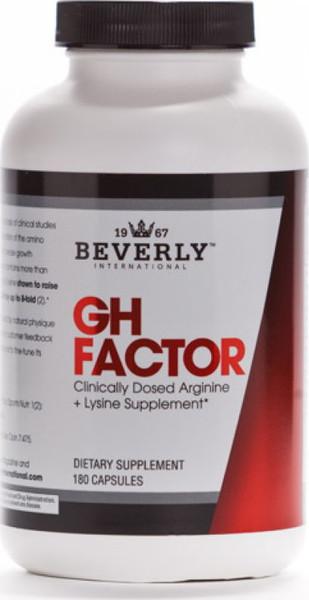 Beverly International GH Factor Bottle
