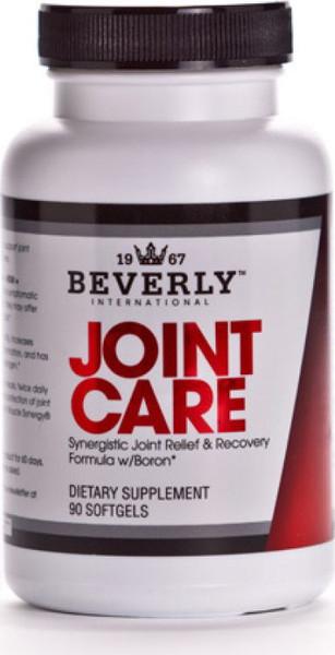 Beverly International Joint Care Bottle