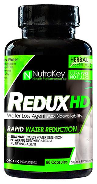 NutraKey Redux HD Bottle