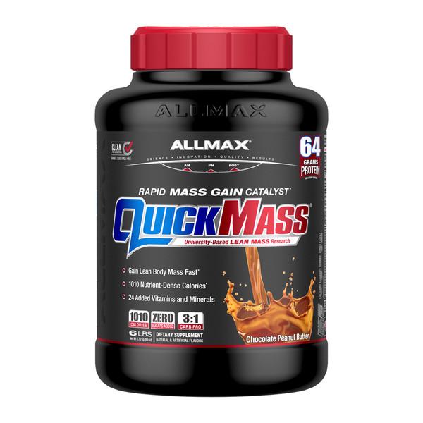 ALLMAX Nutrition QuickMass Bottle