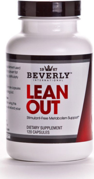 Beverly International Lean Out Bottle