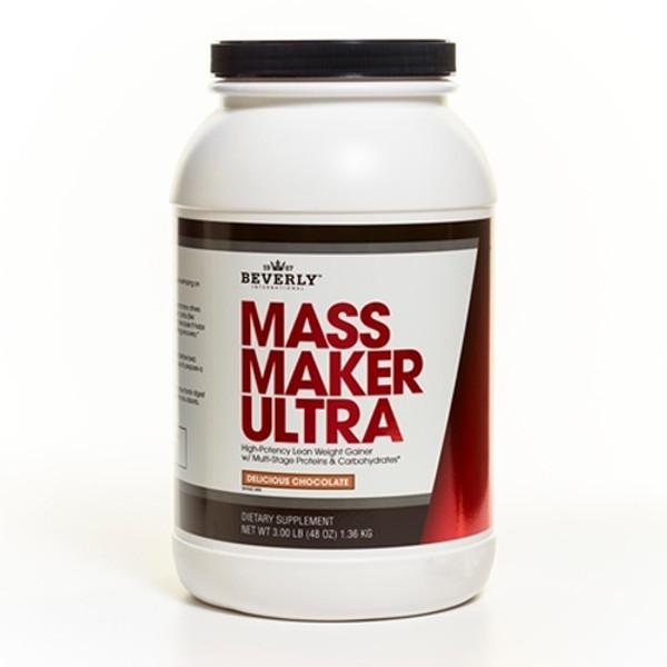 Beverly International Mass Maker Ultra Bottle