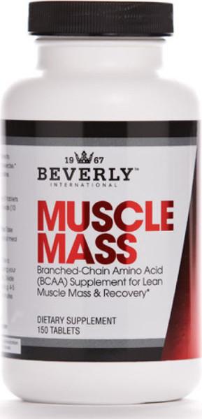 Beverly International Muscle Mass Bottle