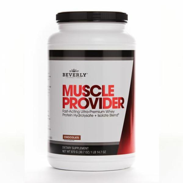 Beverly International Muscle Provider Bottle