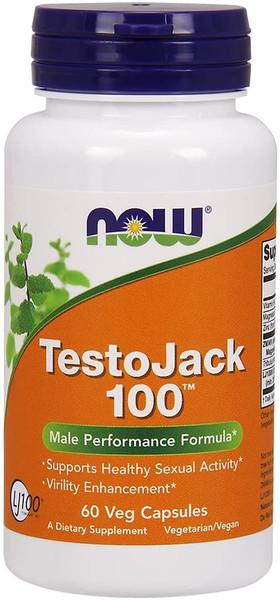 Now TestoJack 100 Bottle