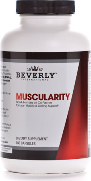 Beverly International Muscularity Bottle