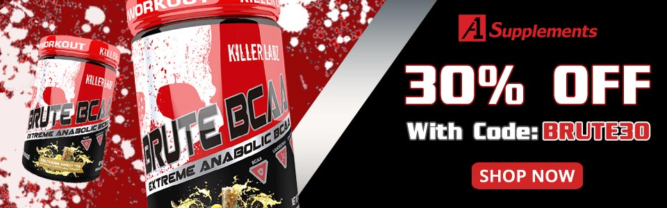 Get 30% OFF, When you use code BRUTE30!