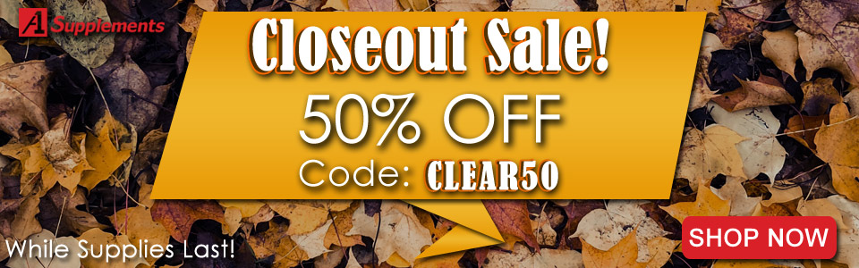 Get 50% OFF W/ Code CLEAR50!