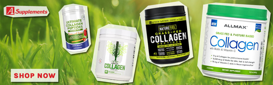 Check out our Collagen supplements!