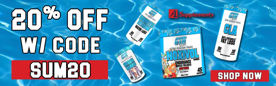 Select CTD Sports, Get 20% OFF With Code SUM20!
