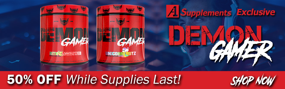 Buy SpitfireLabs Demon Gamer,Get 50% OFF With Code CLEAR50!
