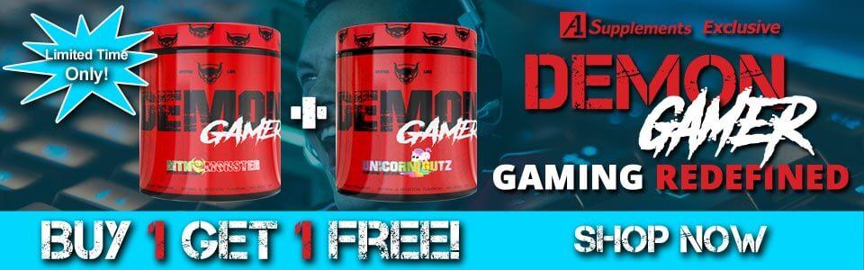 Buy 1 Spitfire Labs Demon Gamer - 20 Servings, Get 1 FREE!