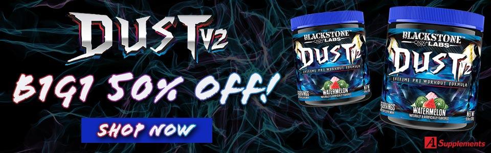 Buy Blackstone Labs Dust - 25 Servings, Get 1 50% OFF!
