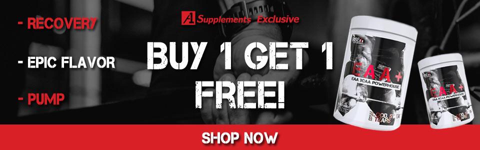 Buy 1 Rise Performance EAA+ - 30 Servings, Get 1 FREE!