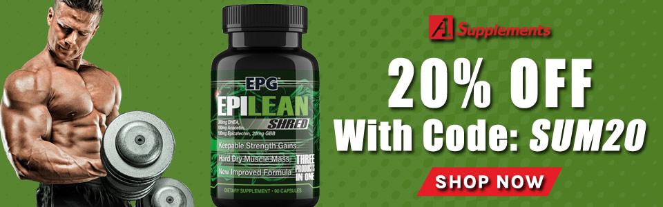 Buy EPG Epilean Shred - 90 Capsules, Get 20% OFF With Code SUM20!