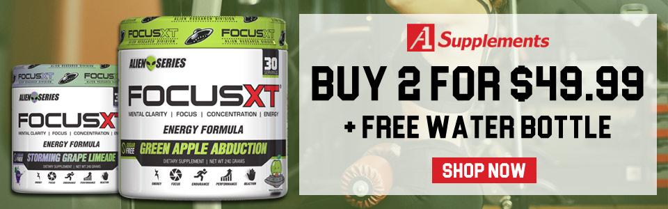 Buy 2 SNS Focus XT - 30 Servings, Get 9.99 OFF!