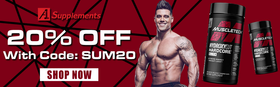 Buy MuscleTech Platinum Multi Vitamin - 90 Tablets, Get 20% OFF With Code SUM20!