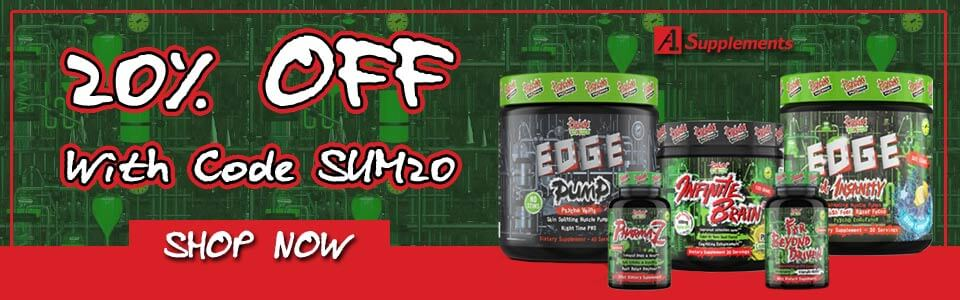 20% OFF Select Psychopharma, With Code SUM20!