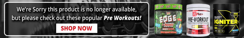 Popular Pre Workouts