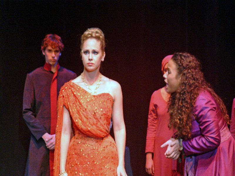 Aida Costume Plot by DC Theatricks | Costume com