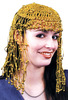 Headpiece Egyptian Gold Gold