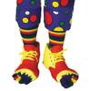 Clown Shoes And Toe Sock Set