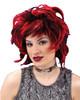 Wig Club Red Black