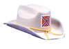 Civil War Hat Econo Grey