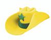40 Gallon Hat Yellow