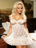Babydoll Lace W G String Small