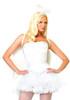 Basic Corset White Large