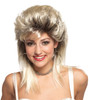 Wig Rocker Groupie 80's Blonde